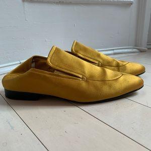 JOSEPH Satin Mules/loafers